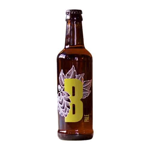 bedlam brewery pale ale