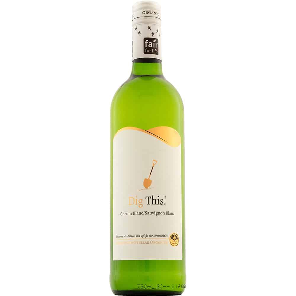 dig this chenin blanc sauvignon blanc organic white wine