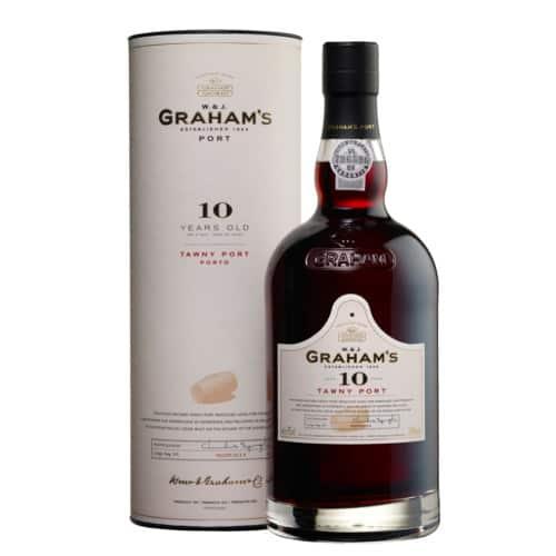 graham's 10yo tawny port