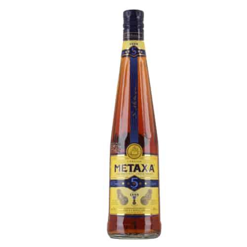 metaxa 5 star brandy